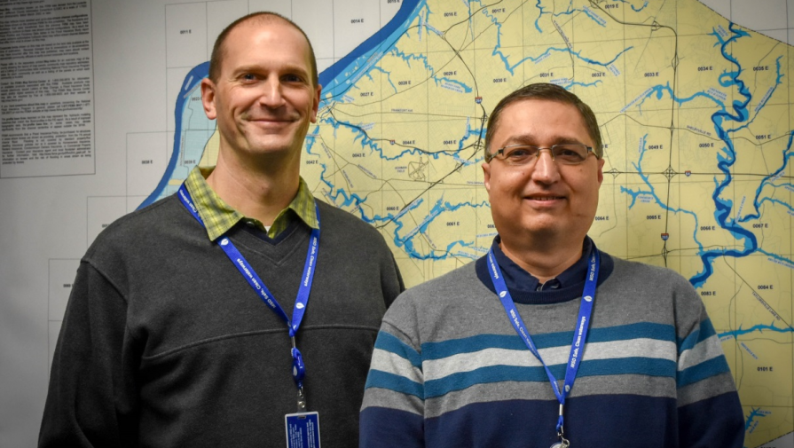 Congratulations to new KAMP Board members LOJIC's Chris Alldredge and Scott Dickison
