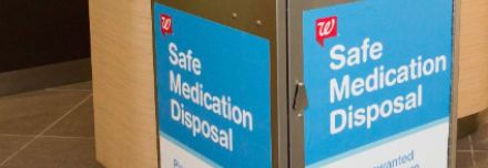 Safe Medication Disposal Locations